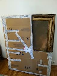 pakovanje stislkog namestaja slike