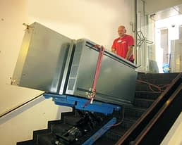 robot za stepenice- lift za transport
