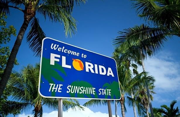 Medjunarodne selidbe Florida